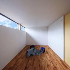 物見台の家: STaD(株式会社鈴木貴博建築設計事務所)が手掛けた子供部屋です。