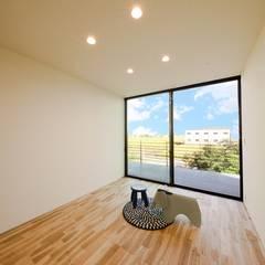 WAの家: STaD(株式会社鈴木貴博建築設計事務所)が手掛けた子供部屋です。,