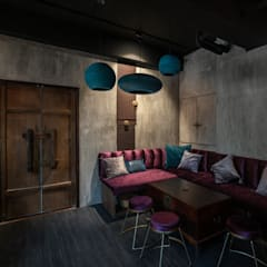 Bars & clubs by Mojo Design Studio,