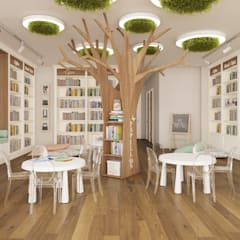 Nursery/kid's room by Rengin Mimarlık,