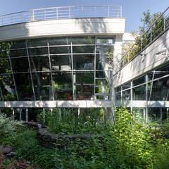 บ้านคันทรี่ by Роман Леонидов - Архитектурное бюро