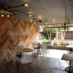 Gastronomy by 44 Arquitectura