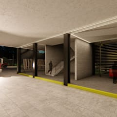 Carport by Basal Arquitectos