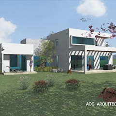 Single family home by AOG