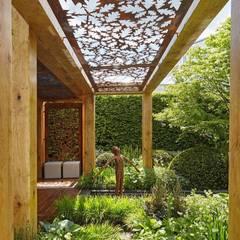 Fachadas, paneles decorativos, Chapa calada Jardines de invierno clásicos de Ontech Clásico