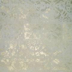 Dinding oleh ARTE DELL' ABITARE, Klasik Perak/Emas