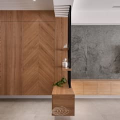 راهرو توسط層層室內裝修設計有限公司, مدرن