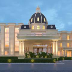 فنادق تنفيذ Ramchandani Architects