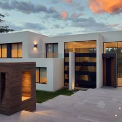 Projekty,  Dom rustykalny zaprojektowane przez D&D