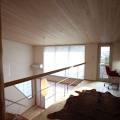「 Yoka 」III: 株式会社高野設計工房が手掛けた書斎です。