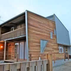 「 Yoka 」III: 株式会社高野設計工房が手掛けた木造住宅です。,北欧