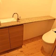 「 Yoka 」III: 株式会社高野設計工房が手掛けた浴室です。