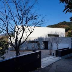 A House: triowood architect officeが手掛けた別荘です。