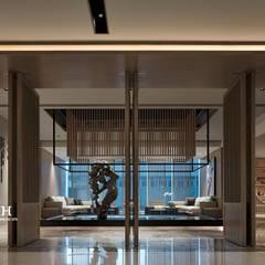 納川•藏鋒:  餐廳 by 森境室內裝修設計工程有限公司