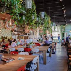 CoffeeLab Den Bosch:  Gastronomie door Studio Lime, Eclectisch