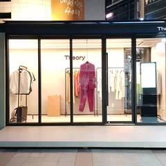 Theory 팝업스토어(2019): 한성모듈러(주)의  가게,모던