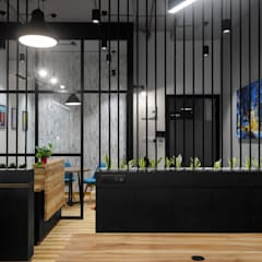 Commercial Spaces by The Design Chapel,