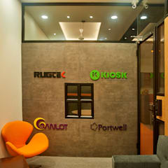 Posiflex Technology Pvt. Ltd:  Commercial Spaces by The Design Chapel