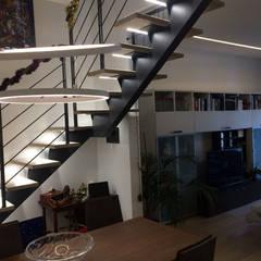 Stairs by F.lli Migliari Snc, Modern