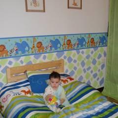 комнаты для новорожденных в . Автор – Feng Shui del Ser Humano, Рустикальный