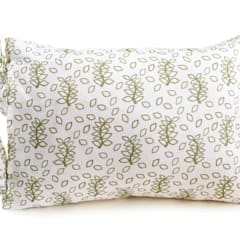 Sage green leaves home decor:  Conservatory by Nutmeg and Sage