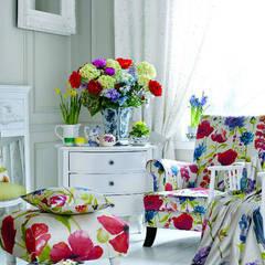 Primeros Planos de Flores: Salas de estilo  por Miguel Mora - Homify