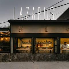 Lazarus: Bares y discotecas de estilo  por MX Taller de Arquitectura & Diseño