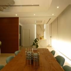 Ruang Keluarga oleh Gestionarq, arquitectos en Xàtiva, Modern