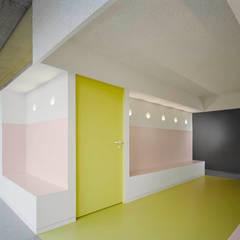 Clinics by AMUNT Architekten in Stuttgart und Aachen
