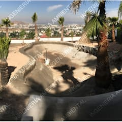 Garden Pool by INGENIERIA AMBIENTAL/GEOSINTETICOS,