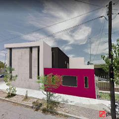 CLINICA DUCHENNE: Clínicas / Consultorios Médicos de estilo  por PROYEXION Taller de Arq & Urbanismo, Moderno