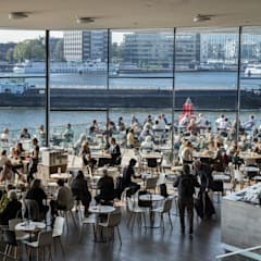 interiores: Comedores de estilo  por Lupe Ceniza, Escandinavo
