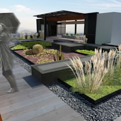 by CAOZ ARQUITECTURA Modern