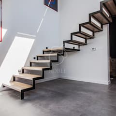 Stairs by Roble