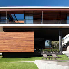 Rumah pasif oleh Alejandro Ortiz Arquitecto, Modern Beton
