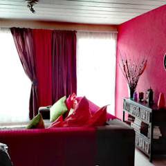 Home Improvements and Renovations:  Living room by Creative Coating Solutions,
