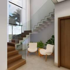 Projeto para Residencia: Escadas  por Adriana Bartolomucci