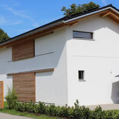 บ้านเดี่ยว โดย Architekt Namberger, โมเดิร์น