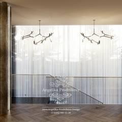 Spa by Дизайн-студия элитных интерьеров Анжелики Прудниковой,