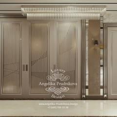 Дизайн-проект интерьера квартиры в Современном стиле в ЖК BARRIN HOUSE: Зимние сады в . Автор – Дизайн-студия элитных интерьеров Анжелики Прудниковой,