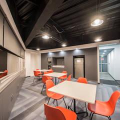 Glencore México: Edificios de Oficinas de estilo  por TALLER GRADO 13 ARQUITECTURA