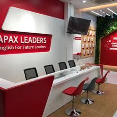 APAX LEADER HẬU GIANG:  Trường học by Công Ty Cổ Phần Thiết Kế và Xây Dựng Suối Nguồn,