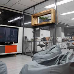 MDS EU: Estudios y despachos de estilo  por Gamma, Moderno