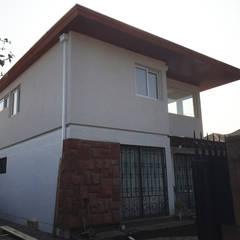 CASA COLEONE: Casas de estilo  por ESTUDIO SUSTENTABLE