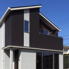 『 通り土間のあるsumai 』:  Live Sumai - アズ・コンストラクション -が手掛けた木造住宅です。