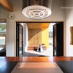 은퇴인생의 새로운 보금자리, 울산 미호리주택: 주택설계전문 디자인그룹 홈스타일토토의  주방 설비,
