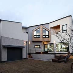 de 주택설계전문 디자인그룹 홈스타일토토 Moderno Azulejos