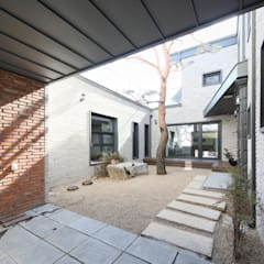حديقة Zen تنفيذ 주택설계전문 디자인그룹 홈스타일토토,