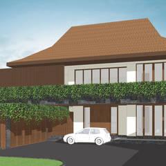 Jepara House: Rumah tinggal  oleh MODULA, Modern