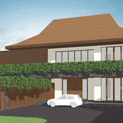 Jepara House Oleh MODULA Modern